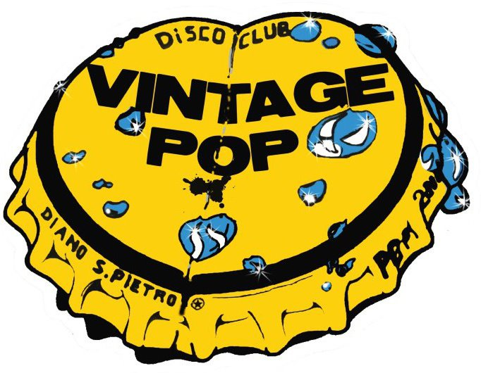 Logo POP VINTAGE