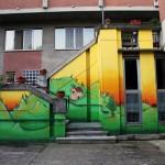 2 Casa Dei Pini IL CERCHIO E LE GOCCE 2011