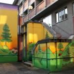 3 Casa Dei Pini IL CERCHIO E LE GOCCE 2011
