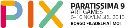 logo header PARATISSIMA 2013
