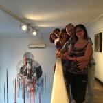 My lovely participants x todays special streetarttourino in sansalvario hellip