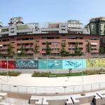 parco Dora Walls